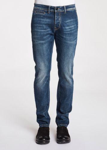gaudi jeans uomo denim medio 121GU26019