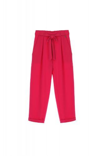 dixie PAZ8PMC 1340 pantalone donna fucsia