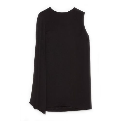 tresor by ottod'ame mini con una spalla scoperta donna camicia TC4251