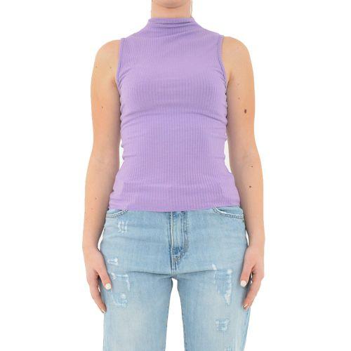 berna W 212073 118 t-shirt donna lilla