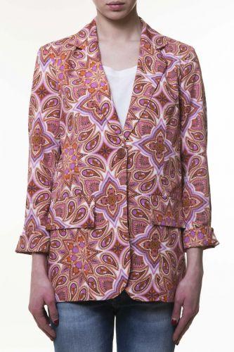 dixie JBZPPRU 1998 giacca donna multicolor