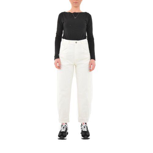 bighet 1585/9649 PANNA pantalone donna panna