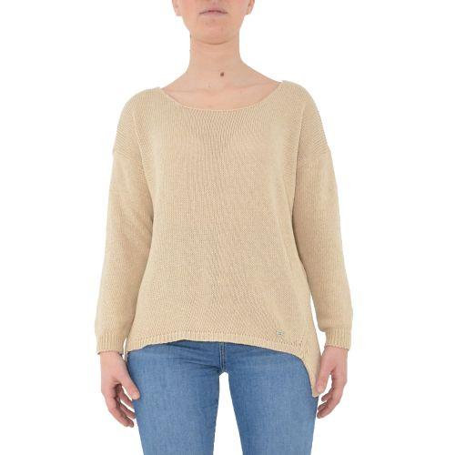 please M49775051 1170 maglia donna beige