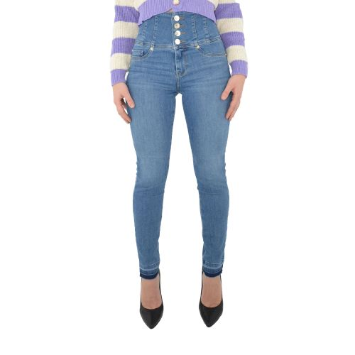 denny rose 111ND26010 00 jeans donna denim