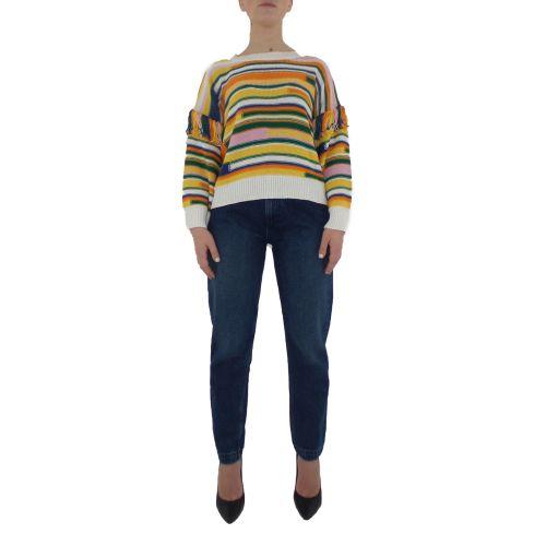 dixie M701R056 3998 maglia donna multicolor