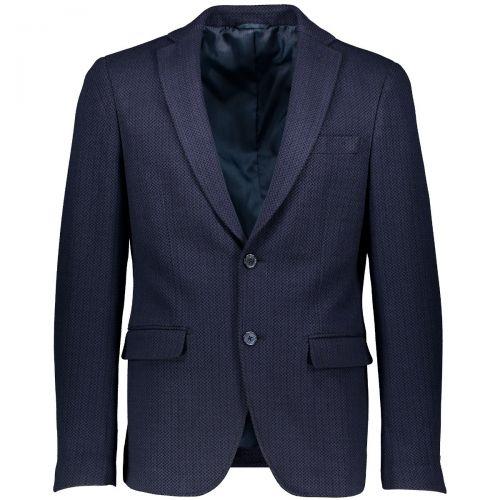 gaudi giacca uomo blu 021GU35058