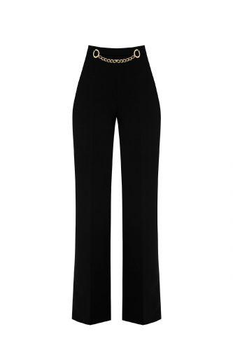 rinascimento CFC0017765002 B001 pantalone donna nero