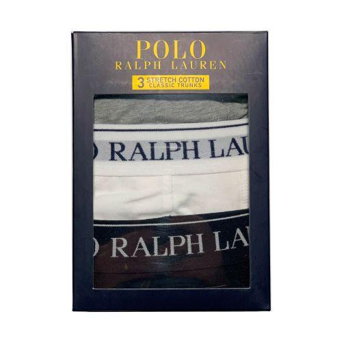 ralph lauren strech cotton classic trunks uomo intimo 714-513424