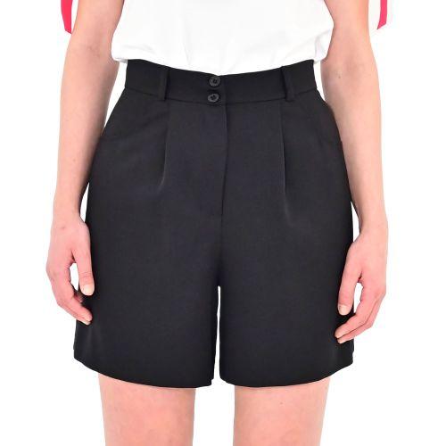 denny rose 111ND25002 2001 shorts donna nero
