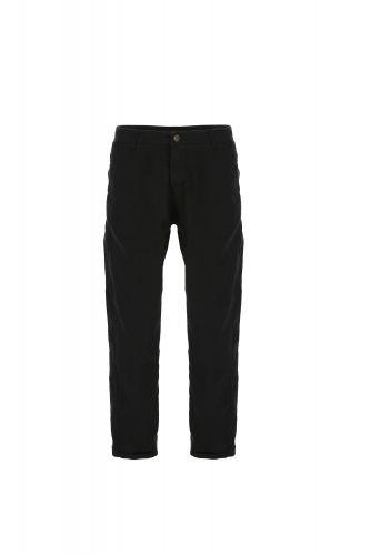 imperial pantalone uomo nero PA26BJWTD