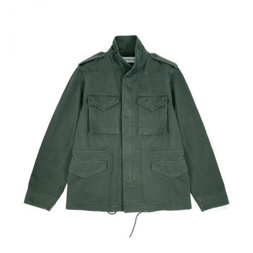 department 5 band field jacket uomo capospalla UC504