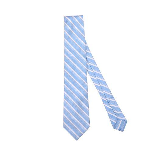 Barba Napoli Uomo Cravatta Blu