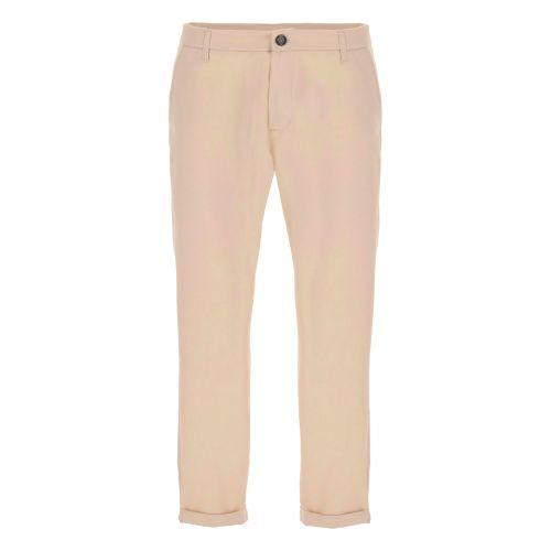 imperial pantalone uomo beige PWB0CCB