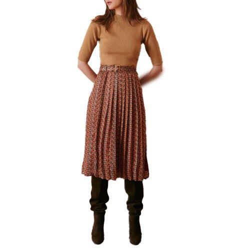 molly bracken maglia donna beige E1465A21