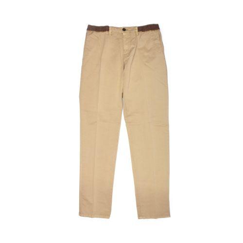 live concept slim fit elastico vita uomo pantaloni L0183