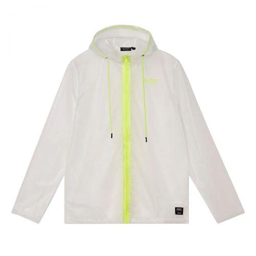wesc transparent jacket uomo capospalla L112292S01