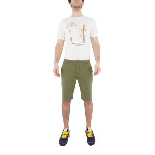 mark up MK991023 BIANCO t-shirt uomo bianco