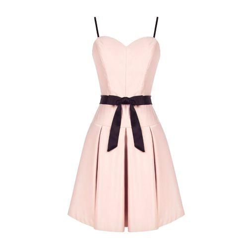 rinascimento abito donna rosa CFC0104709003