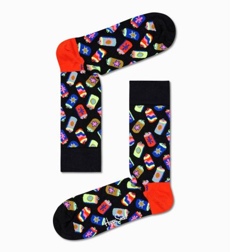 happy socks calzini donna multicolor CAN SOCK/D