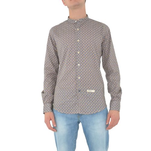 mark up MK993033 1 camicia uomo blu