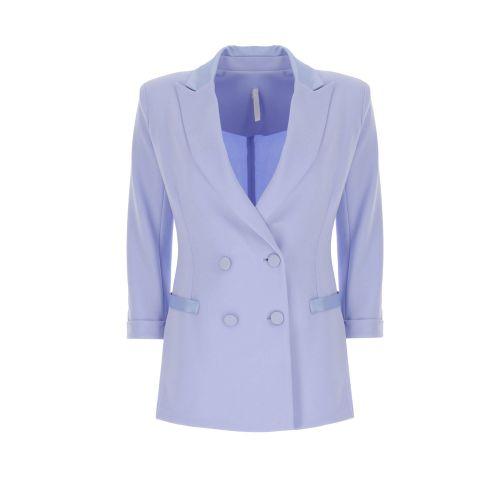 imperial JU25BBK 1610 giacca donna celeste