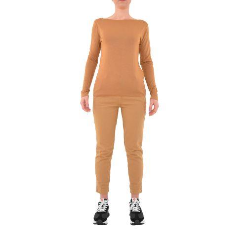 bighet 8198/74003 CAMMELLO t-shirt donna cammello