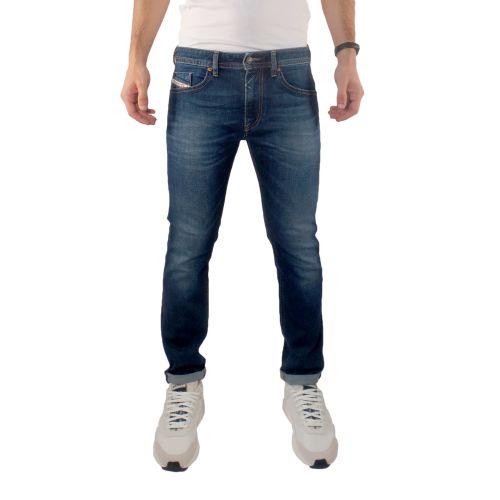 diesel jeans uomo denim medio THOMMER-X