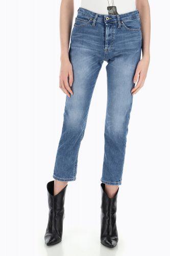please jeans donna denim medio P66MBQ2P7M