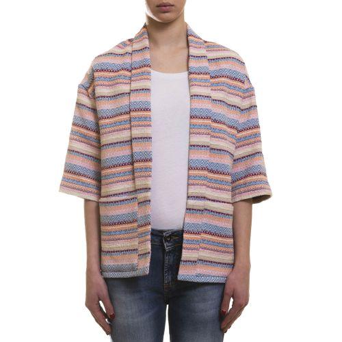dixie JBZ4PQQ 1998 giacca donna multicolor