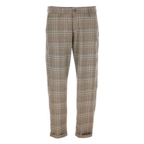 imperial pantalone uomo cammello nero PWB0CCR