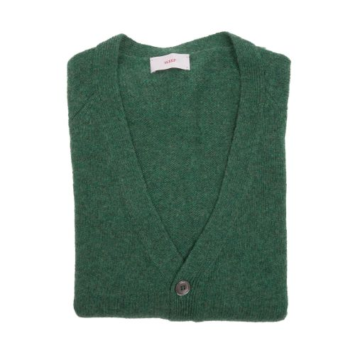 Sleep Uomo Cardigan Verde
