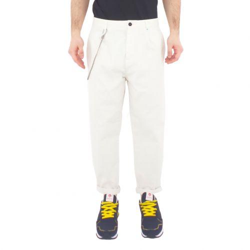 berna M 210009 24 pantalone uomo latte