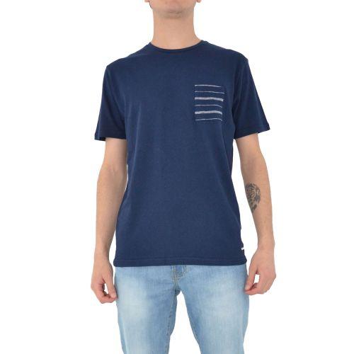 mark up MK991047 BLUE maglia uomo blu