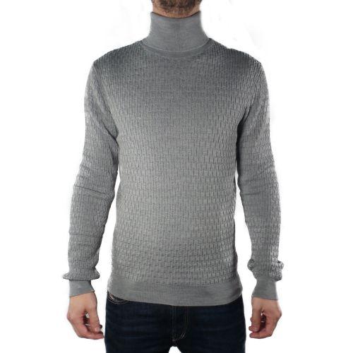 diktat DK87028 GRIGIO maglia uomo grigio