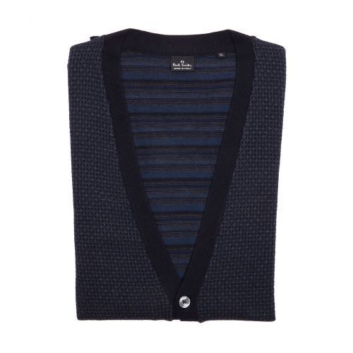 Paul Smith Uomo Cardigan Blu
