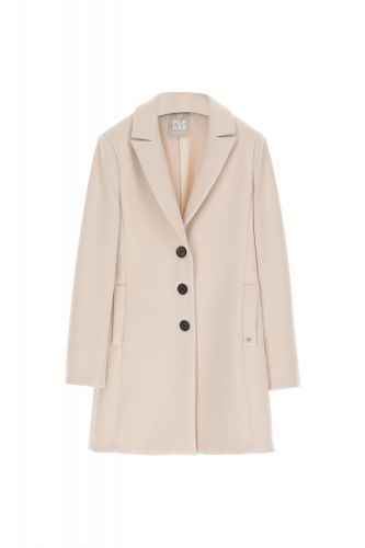 please K493ENATAS PANNA cappotto donna