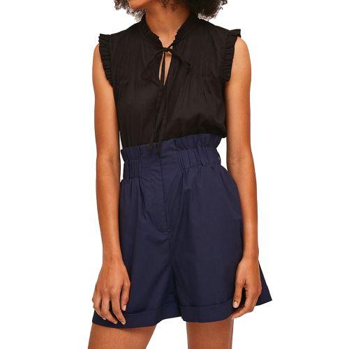 compania fantastica SS21HAN87 BLU SCURO shorts donna blu