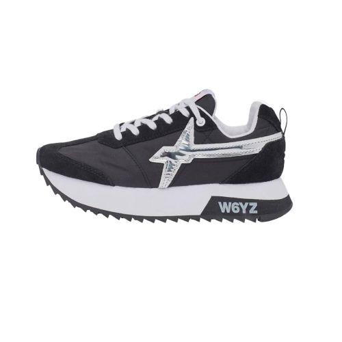 W6YZ KISW 1A02 scarpe donna nero