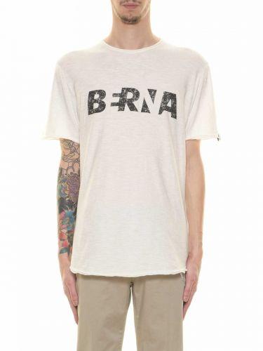 berna BRN M 200056 81 t-shirt uomo latte