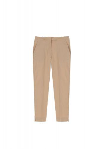 dixie PBUBPOS 1170 pantalone donna beige