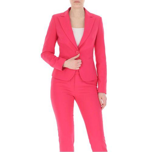 rinascimento giacca donna fuxia CFC0102398003
