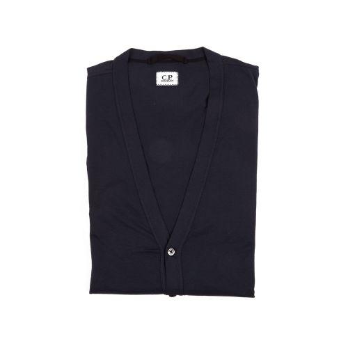 Company Uomo Cardigan Blu