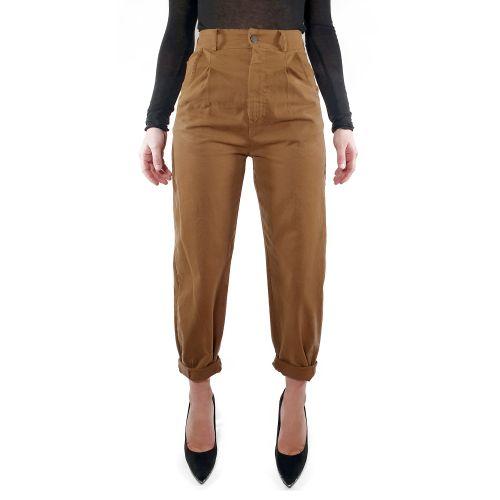 bighet pantalone donna tabacco 1585 9649
