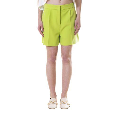 vicolo TH0660 VERDE FLUO shorts donna verde