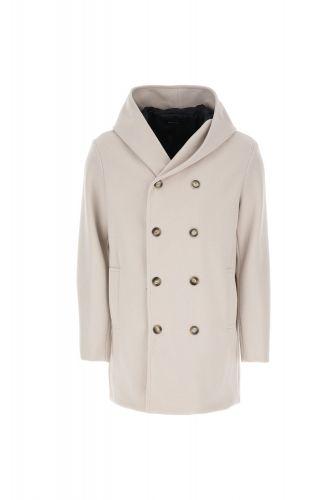 imperial cappotto uomo gesso U3908FW004