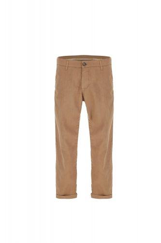 imperial pantalone uomo cammello PA26BJWTD