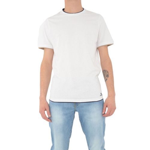 mark up t-shirt uomo bianco MK991020