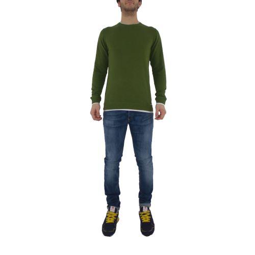 mark up MK990028 KIWI maglia uomo verde