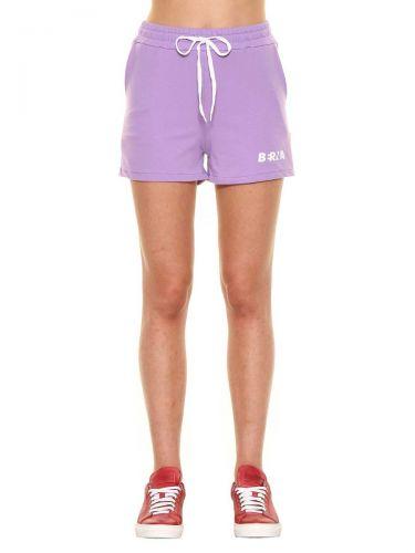 berna BRN W 199300 118 shorts donna lilla