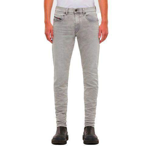 diesel jeans uomo denim grigio D-STRUKT